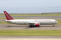なごやんさんが、中部国際空港で撮影したオムニエアインターナショナル 767-328/ERの航空フォト(写真)