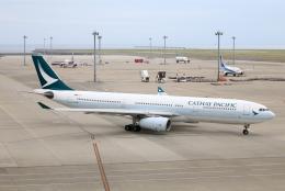 なごやんさんが、中部国際空港で撮影したキャセイパシフィック航空 A330-343Xの航空フォト(写真)