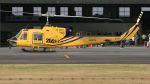 航空見聞録さんが、群馬ヘリポートで撮影したアカギヘリコプター 204B-2(FujiBell)の航空フォト(写真)