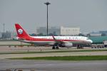 なないろさんが、北京首都国際空港で撮影した四川航空 A320-214の航空フォト(写真)