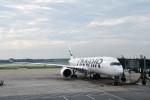 なないろさんが、北京首都国際空港で撮影したフィンエアー A350-941XWBの航空フォト(写真)