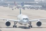 TRdenさんが、関西国際空港で撮影したキャセイパシフィック航空 A350-941XWBの航空フォト(写真)