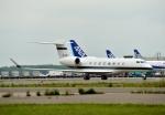Cygnus00さんが、新千歳空港で撮影したメトロジェット Gulfstream G650 (G-VI)の航空フォト(写真)