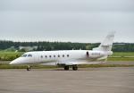 Cygnus00さんが、新千歳空港で撮影したPrivate Gulfstream G200の航空フォト(写真)