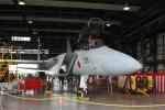 空の旅人さんが、千歳基地で撮影した航空自衛隊 F-15DJ Eagleの航空フォト(写真)