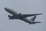 ぎんじろーさんが、成田国際空港で撮影したユナイテッド航空 777-222の航空フォト(写真)