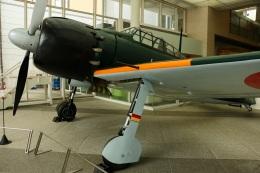 東京都千代田区 遊就館で撮影された東京都千代田区 遊就館の航空機写真