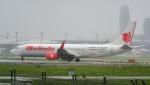 kamerajiijiさんが、成田国際空港で撮影したマリンド・エア 737-9GP/ERの航空フォト(写真)