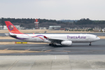 ぱん_くまさんが、成田国際空港で撮影したトランスアジア航空 A330-343Xの航空フォト(写真)