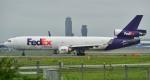 kamerajiijiさんが、成田国際空港で撮影したフェデックス・エクスプレス MD-11Fの航空フォト(写真)