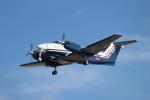 TRdenさんが、名古屋飛行場で撮影した川崎重工業 B200 Super King Airの航空フォト(写真)