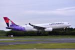 トロピカルさんが、成田国際空港で撮影したハワイアン航空 A330-243の航空フォト(写真)