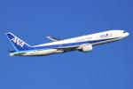 Koba UNITED®さんが、羽田空港で撮影した全日空 777-281の航空フォト(写真)