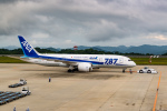 ken_kenさんが、広島空港で撮影した全日空 787-8 Dreamlinerの航空フォト(写真)