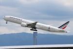 青春の1ページさんが、関西国際空港で撮影したエールフランス航空 777-328/ERの航空フォト(写真)