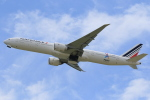 みるぽんたさんが、関西国際空港で撮影したエールフランス航空 777-328/ERの航空フォト(写真)