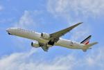 kix-boobyさんが、関西国際空港で撮影したエールフランス航空 777-328/ERの航空フォト(写真)