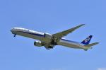 kix-boobyさんが、関西国際空港で撮影した全日空 777-381/ERの航空フォト(写真)