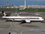 51ANさんが、羽田空港で撮影したシンガポール航空 A350-941XWBの航空フォト(写真)