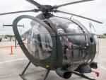 Mame @ TYOさんが、館山航空基地で撮影した陸上自衛隊 OH-6Dの航空フォト(写真)