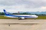 ken_kenさんが、広島空港で撮影した全日空 767-381の航空フォト(写真)
