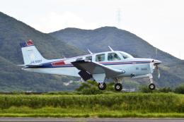 Gambardierさんが、岡南飛行場で撮影した日本個人所有 A36TC Bonanzaの航空フォト(写真)