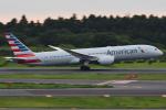 sky77さんが、成田国際空港で撮影したアメリカン航空 787-9の航空フォト(写真)