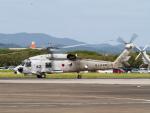 Mame @ TYOさんが、館山航空基地で撮影した海上自衛隊 SH-60Jの航空フォト(写真)