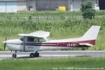 tabi0329さんが、佐賀空港で撮影したエス・ジー・シー佐賀航空 172P Skyhawk IIの航空フォト(写真)
