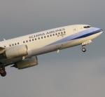 ザキヤマさんが、熊本空港で撮影したチャイナエアライン 737-8Q8の航空フォト(写真)