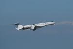 pringlesさんが、羽田空港で撮影したウィルミントン・トラスト・カンパニー Gulfstream G650 (G-VI)の航空フォト(写真)