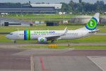 PASSENGERさんが、アムステルダム・スキポール国際空港で撮影したトランサヴィア 737-8K2の航空フォト(写真)