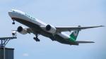 ねぎぬきさんが、関西国際空港で撮影したエバー航空 777-35E/ERの航空フォト(写真)