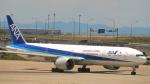 ねぎぬきさんが、関西国際空港で撮影した全日空 777-381/ERの航空フォト(写真)