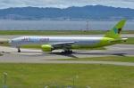 amagoさんが、関西国際空港で撮影したジンエアー 777-2B5/ERの航空フォト(写真)