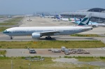 amagoさんが、関西国際空港で撮影したキャセイパシフィック航空 777-267の航空フォト(写真)