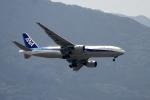 ビッグジョンソンさんが、福岡空港で撮影した全日空 777-281の航空フォト(写真)