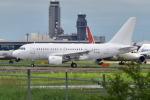 Timothyさんが、成田国際空港で撮影したケイマン諸島企業所有 A318-112 CJ Eliteの航空フォト(写真)