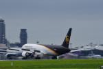 23Skylineさんが、成田国際空港で撮影したUPS航空 767-34AF/ERの航空フォト(写真)