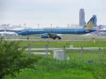 よんすけさんが、成田国際空港で撮影したベトナム航空 A321-231の航空フォト(写真)