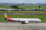 pepeA330さんが、仙台空港で撮影したアシアナ航空 A321-231の航空フォト(写真)