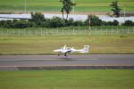 pepeA330さんが、仙台空港で撮影したアルファーアビエィション DA42 TwinStarの航空フォト(写真)