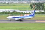 pepeA330さんが、仙台空港で撮影したANAウイングス 737-5L9の航空フォト(写真)