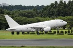 NRT_roseさんが、成田国際空港で撮影したケイマン諸島企業所有 A318-112 CJ Eliteの航空フォト(写真)