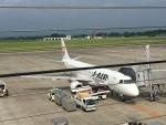 Tatsu mitsuさんが、鹿児島空港で撮影したジェイ・エア ERJ-190-100(ERJ-190STD)の航空フォト(写真)