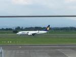 Tatsu mitsuさんが、鹿児島空港で撮影したスカイマーク 737-8FZの航空フォト(写真)