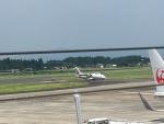Tatsu mitsuさんが、鹿児島空港で撮影した日本エアコミューター ATR-42-600の航空フォト(写真)