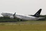 DONKEYさんが、宮崎空港で撮影した全日空 737-881の航空フォト(写真)