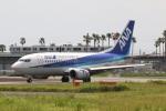 DONKEYさんが、宮崎空港で撮影したANAウイングス 737-54Kの航空フォト(写真)