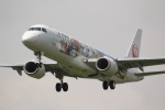 DONKEYさんが、宮崎空港で撮影したジェイ・エア ERJ-190-100(ERJ-190STD)の航空フォト(写真)